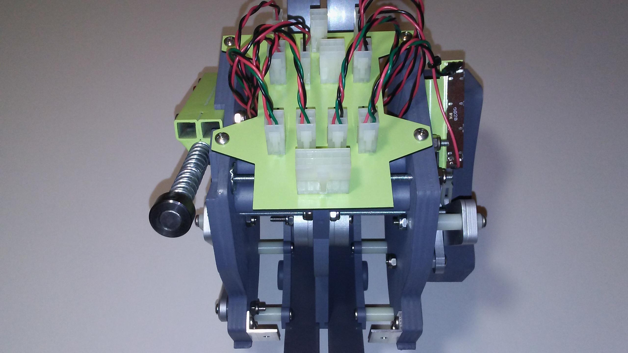 Lear45 Throttle