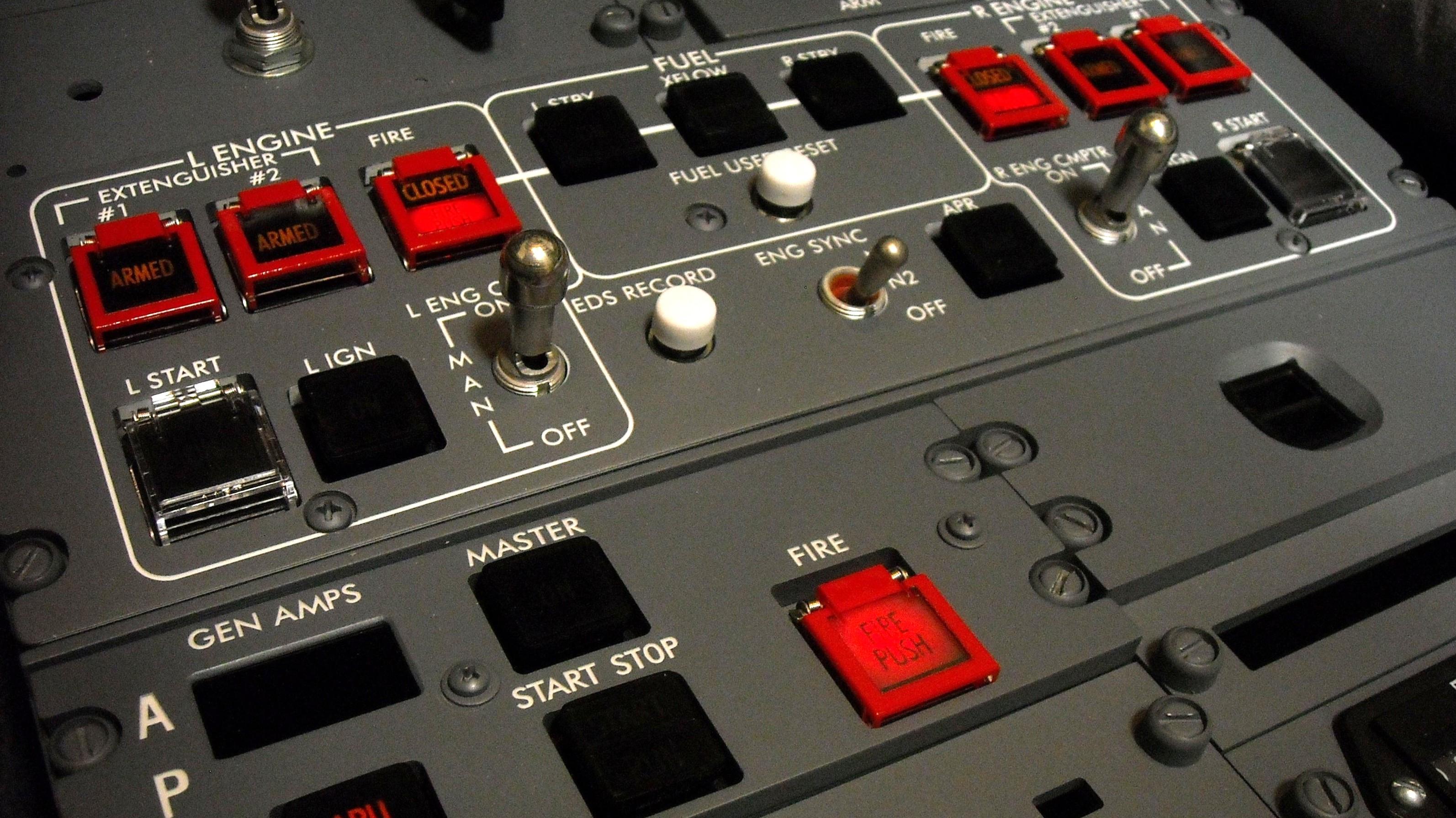 Lear45 switch
